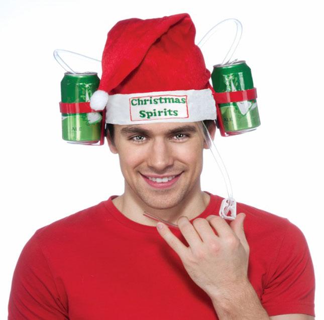 28 Unique Santa Hats