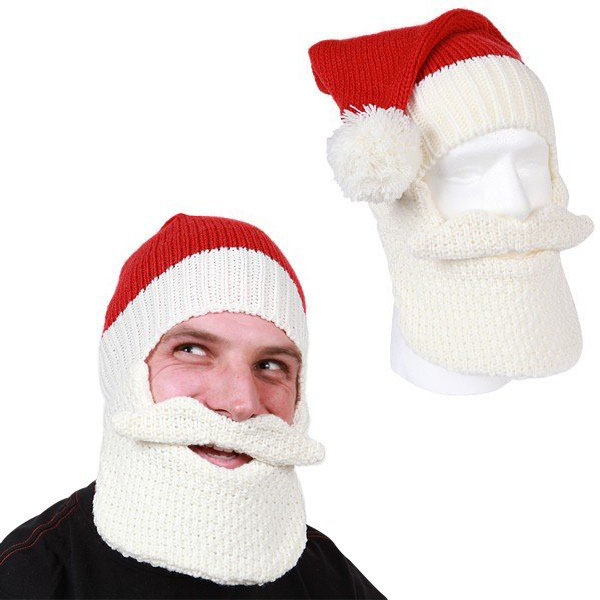 Santa-Beard-Head