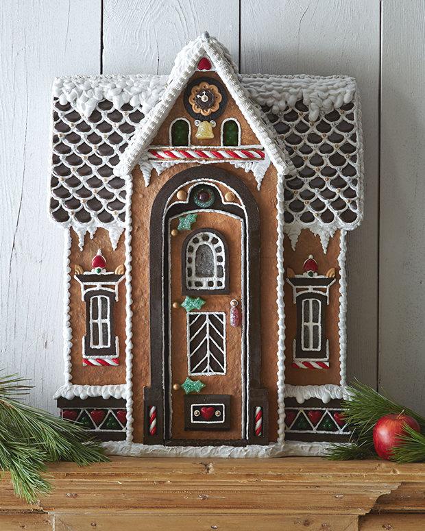 Simple-Inspiring  Gingerbread House Ideas-33