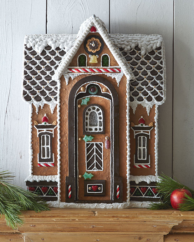 38 Simple & Inspiring Gingerbread House Ideas