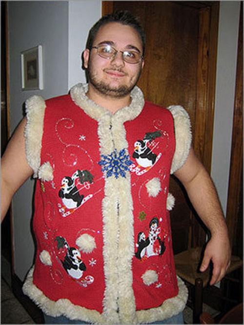 Ugly-Christmas-Sweater-Vest-Penguins