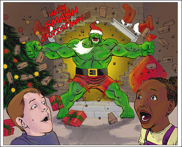 marvel-superhero-Christmas-Cards-7