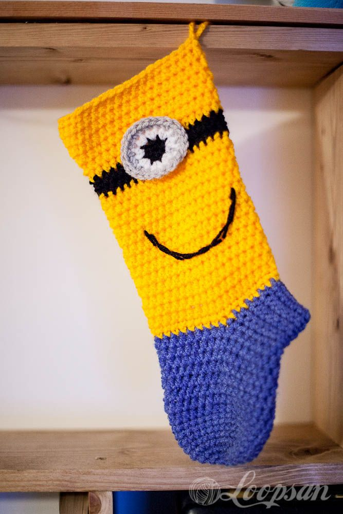 minion stocking
