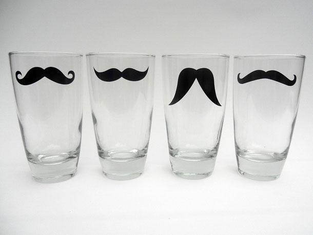 mustach glasses