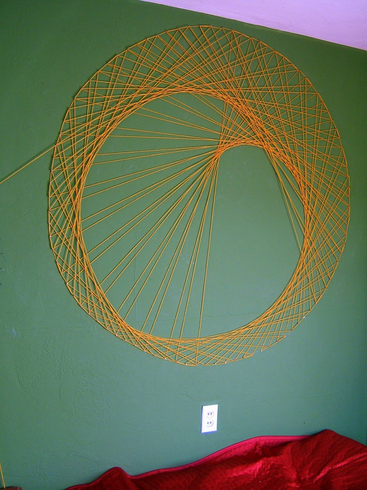 string circle