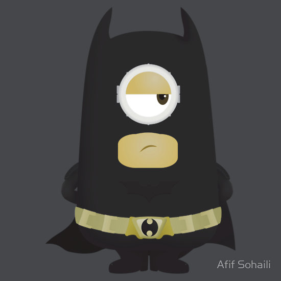 Bananananananananana Batman