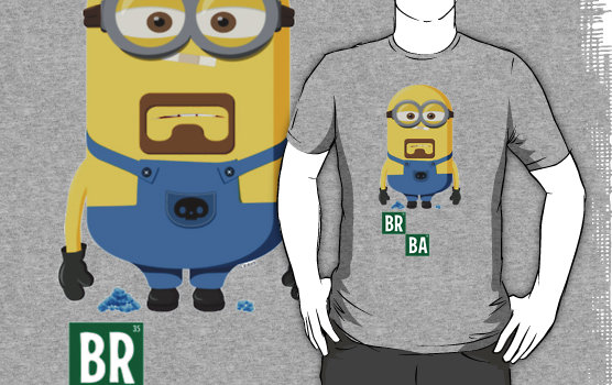 Breaking Bad Minion