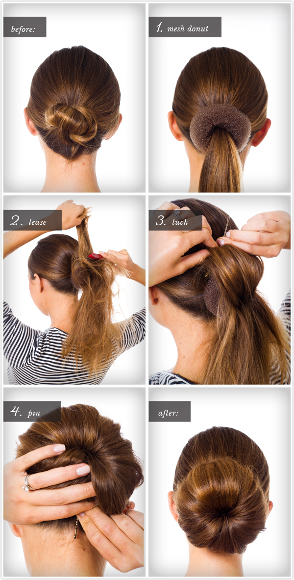 Hairstyles for Long Hair Step by Step-3