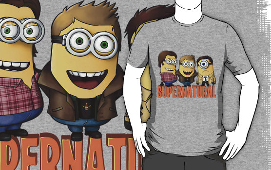 Minion Supernatural