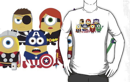 The Avengers Minions