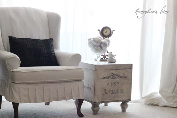 diy-french-end-table
