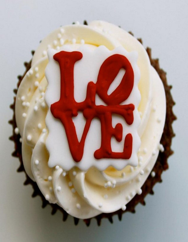 33 Lovely Valentine Cupcake Ideas