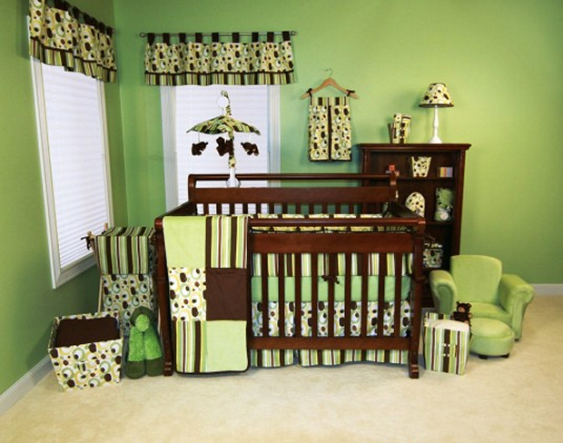 34 Beautiful Nursery Decorating Ideas
