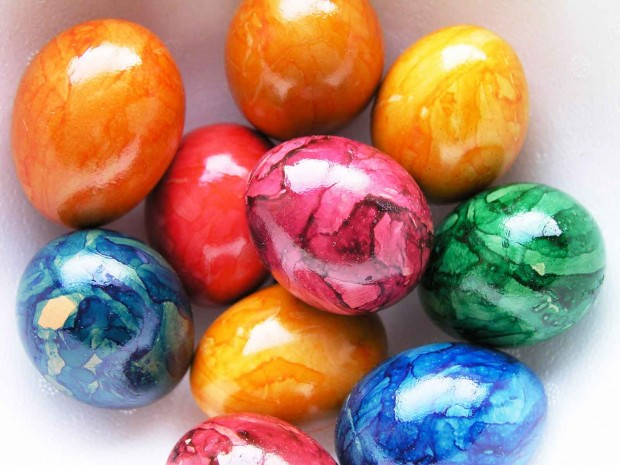 Shiny-Easter-Eggs