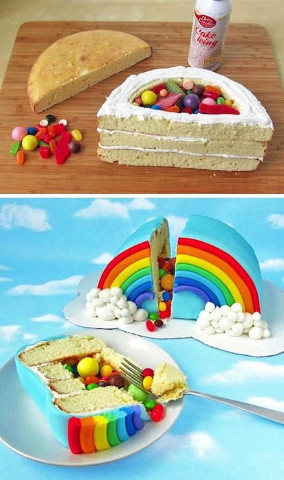cake with suprise inside-10