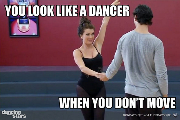 34 Favorite Moments from Dancing with the Stars (Memes)