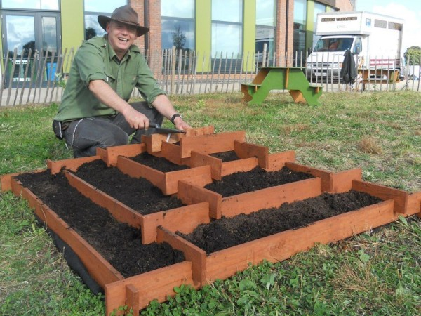 ideas pallets raised garden beds (5)