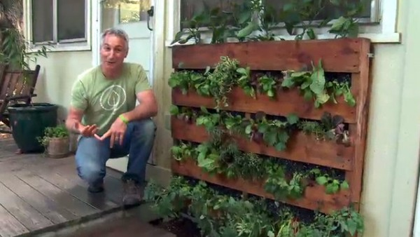 ideas pallets raised garden beds (7)
