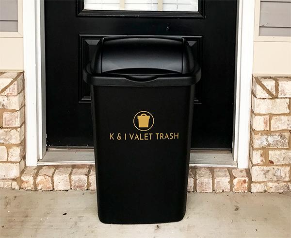 K&I Valet Trash