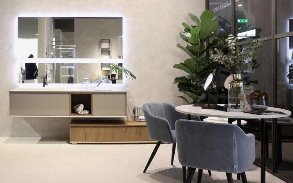 marco papa architetto architect architecture architettura interior design minimalism minimalismo puntotre arredobagno salone milano