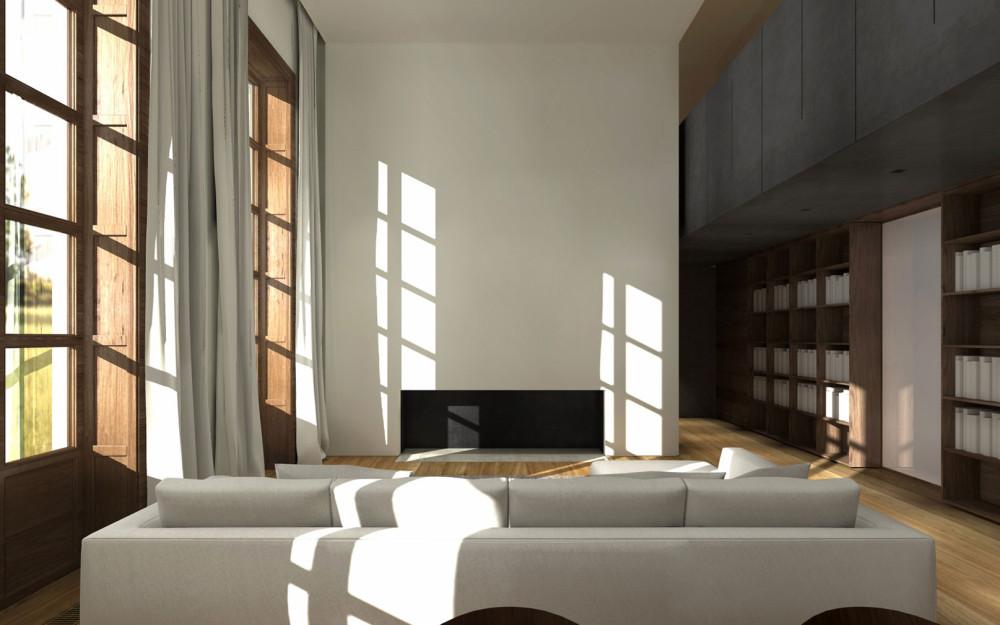 marco papa architetto architect italian architecture architettura interior design minimalism minimalismo