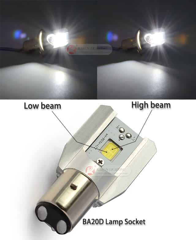 LED eBike Headlight