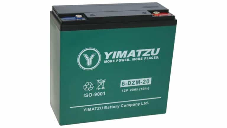 SLA Battery 12 Volt 20 Ah