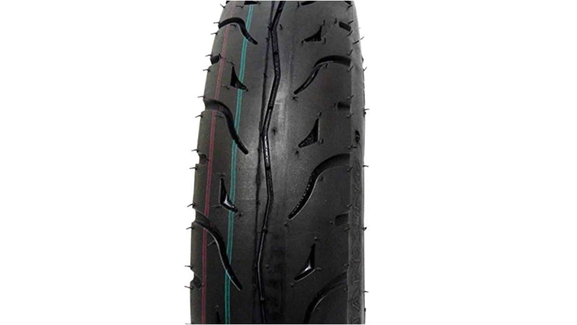 eScooter Tire 120 70 12 – Smooth Tread