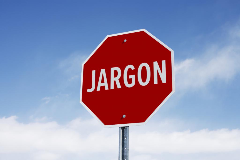 Stop Jargon
