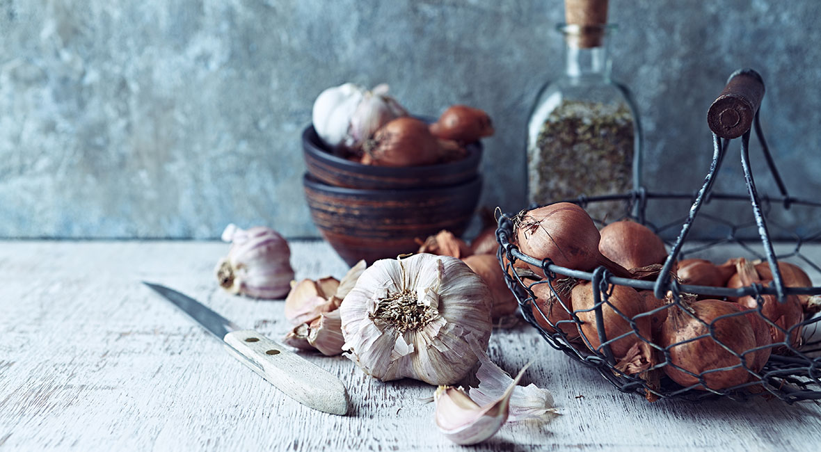 Prepare your food properly with spices
