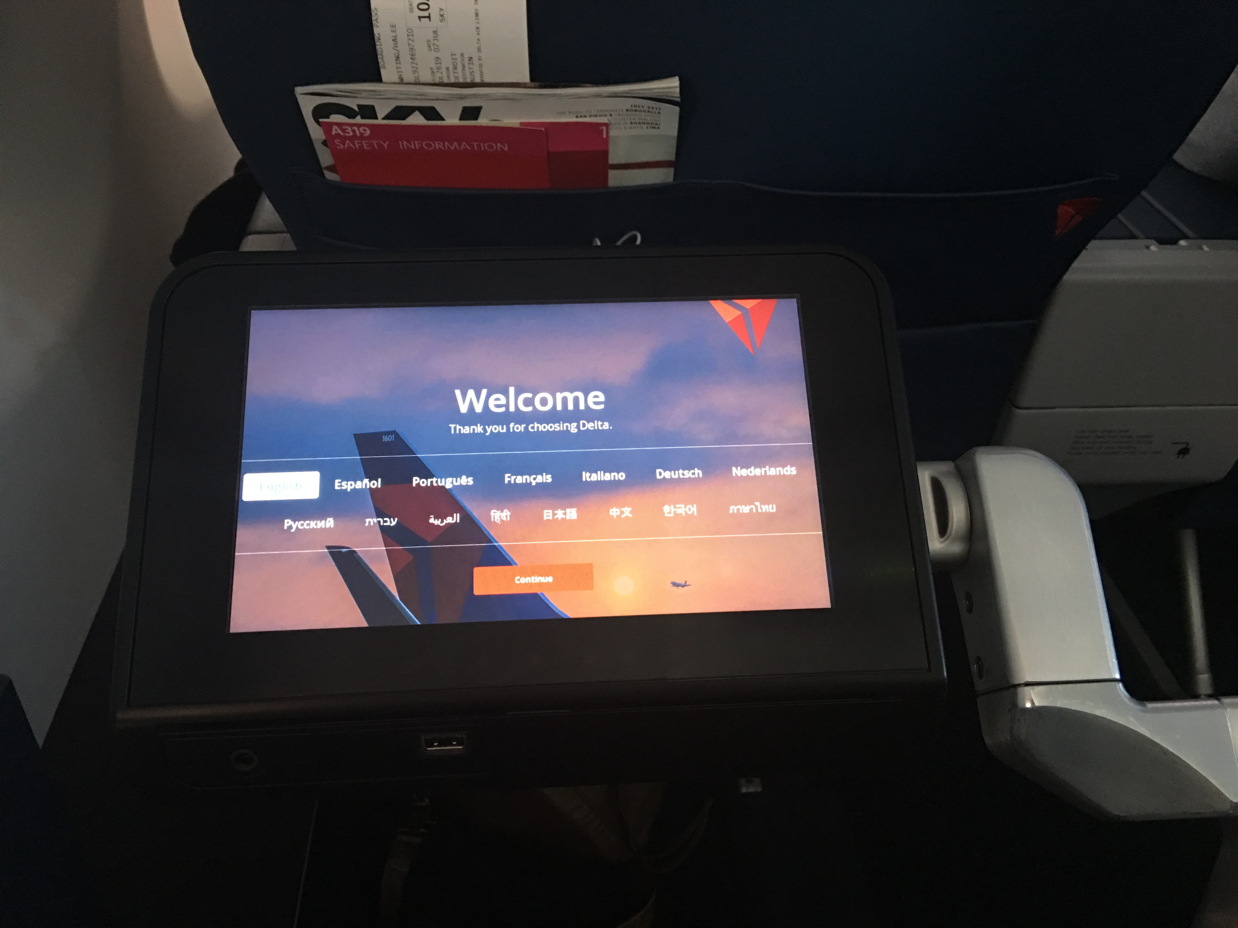 Delta Comfort+ Review