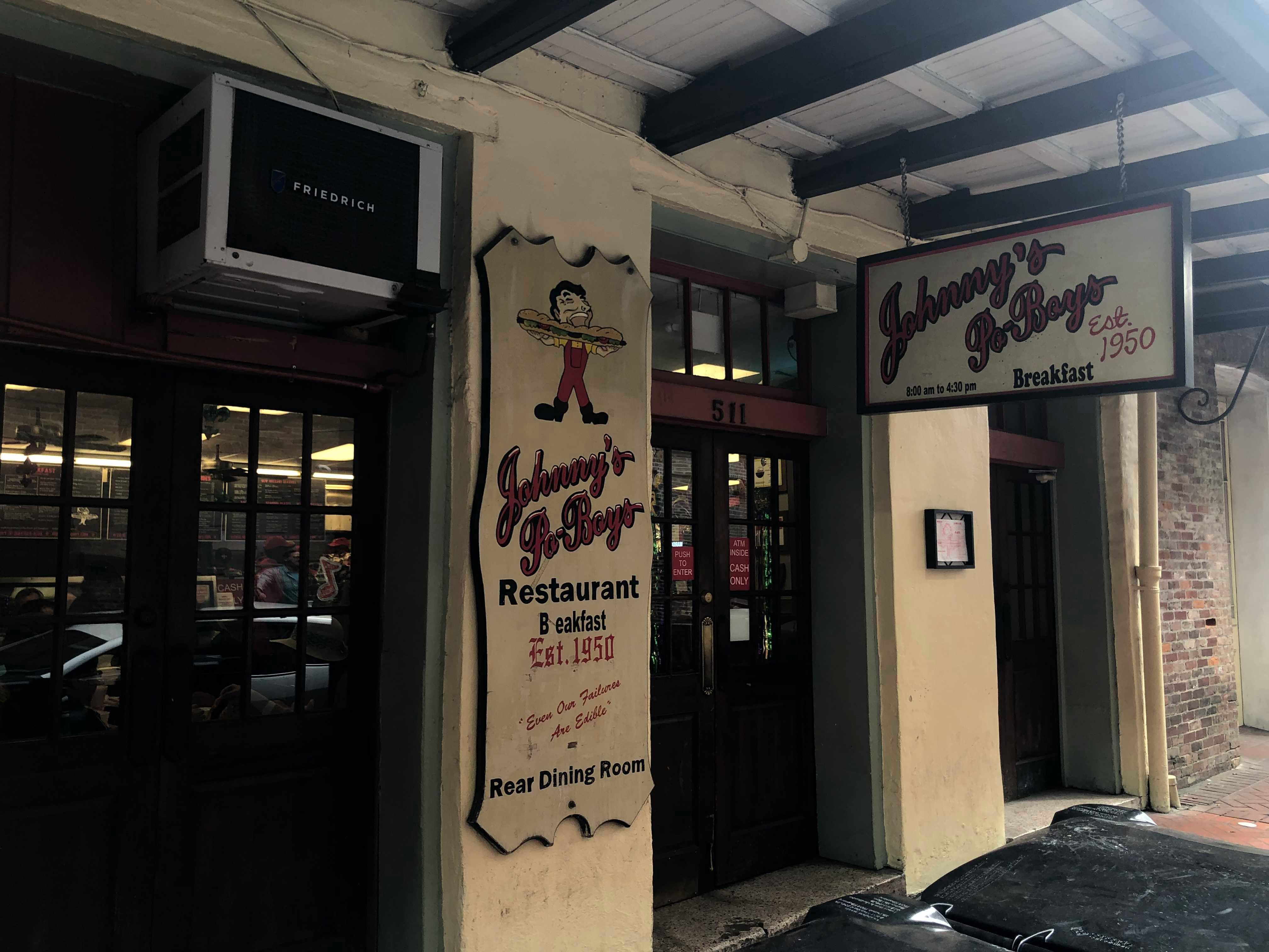 My 4 Favorite Restaurants in New Orleans