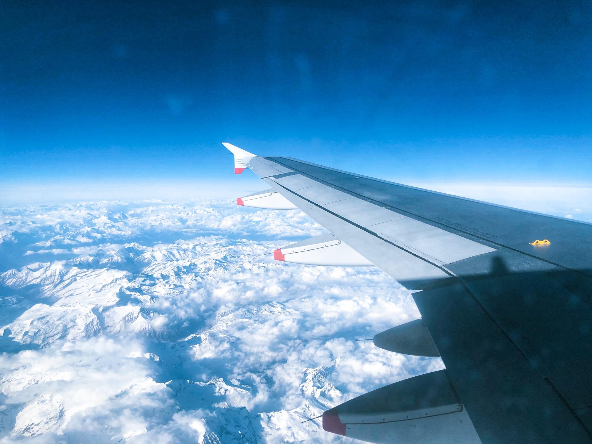 8 Tips for a Successful Transatlantic Flight