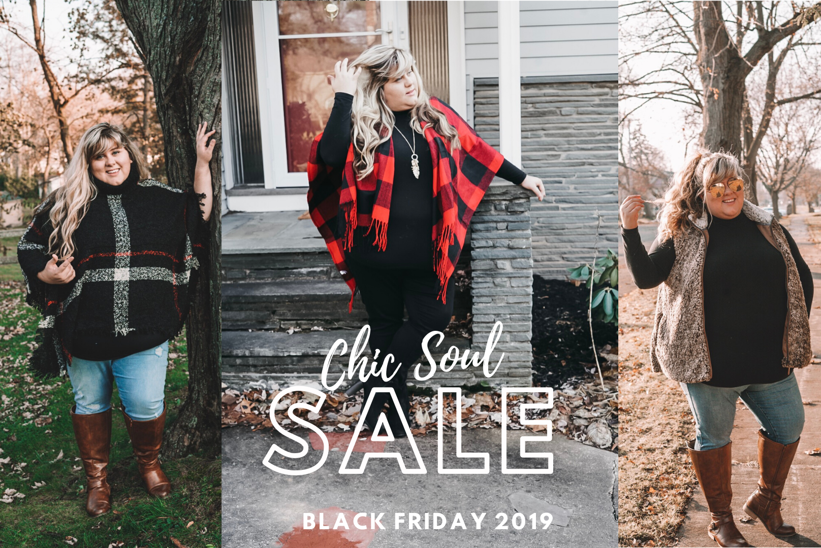 3 Reasons to Love Chic Soul on Black Friday