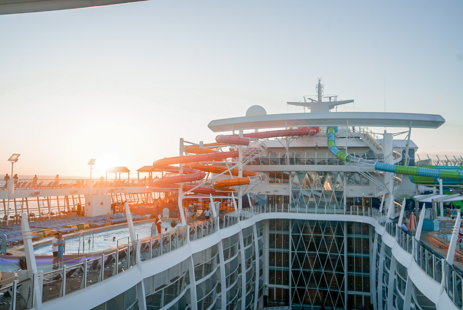 The 9 Best New Features on Oasis of the Seas