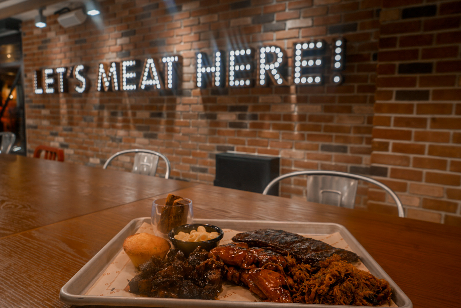 Portside BBQ on Oasis of the Seas Review