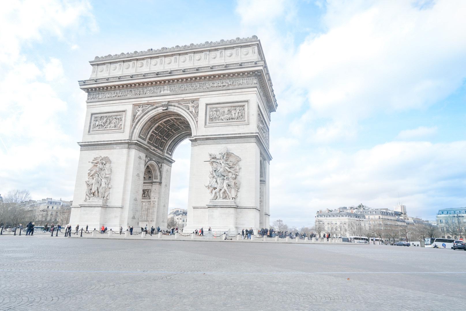 The Best Photo Spots in Paris