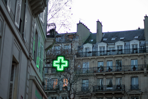 What To Do if You get Sick in Paris