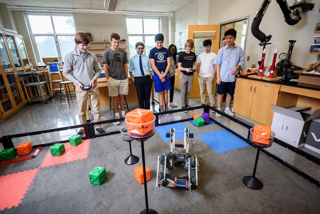 Robotics with Kacey Meaker