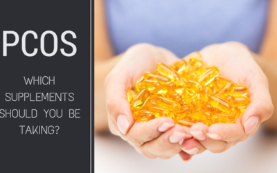 PCOS – Helpful Supplements for Improved Fertility