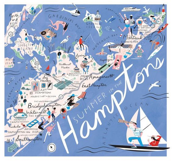 Hamptons home insipration