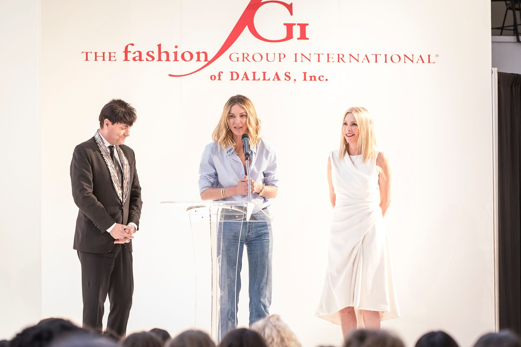 Fashion Group International of Dallas Scholarship Competition 2018