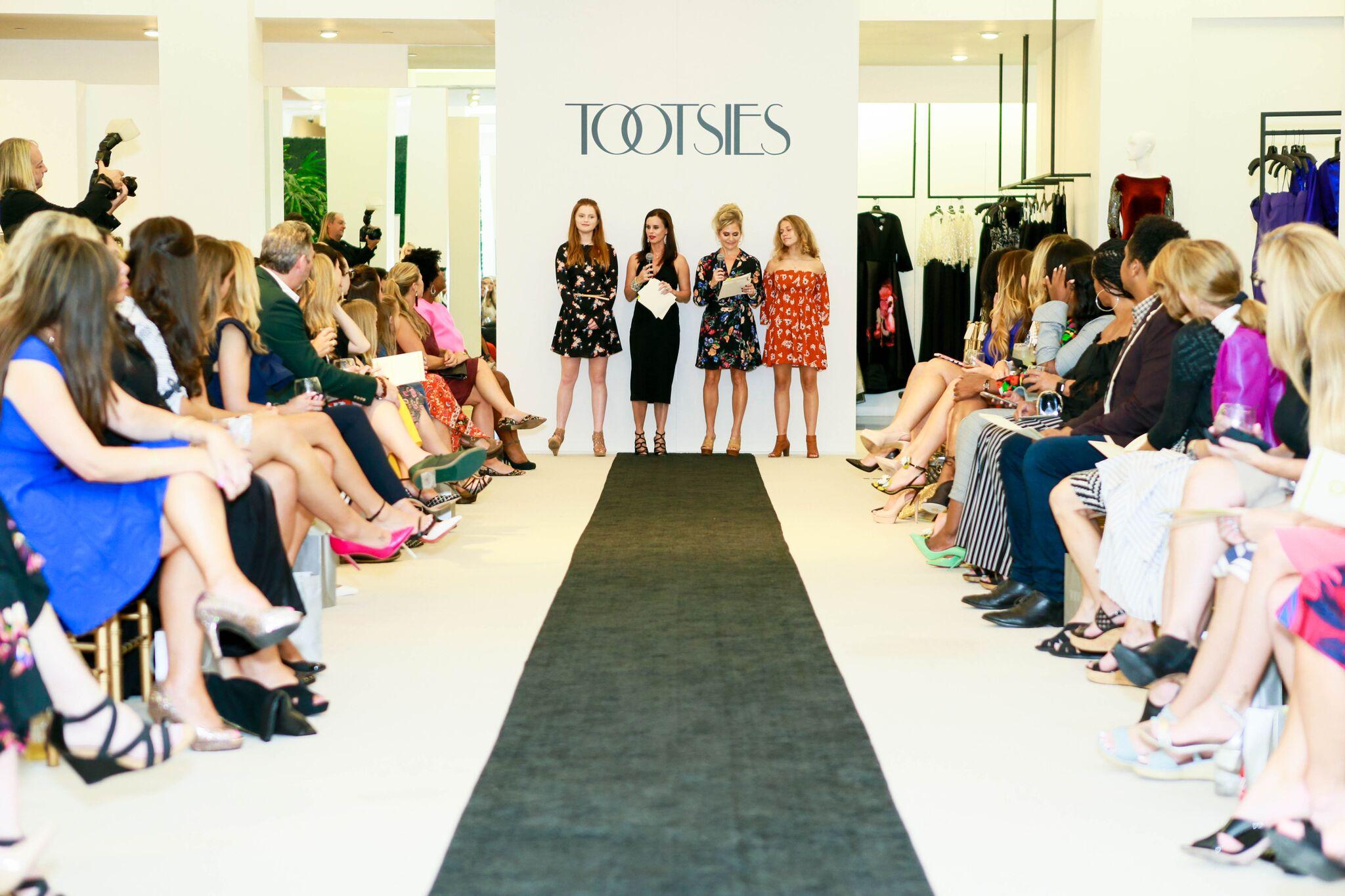The Fielder Report ~ The Elisa Project's ESTEEM Fashion Show