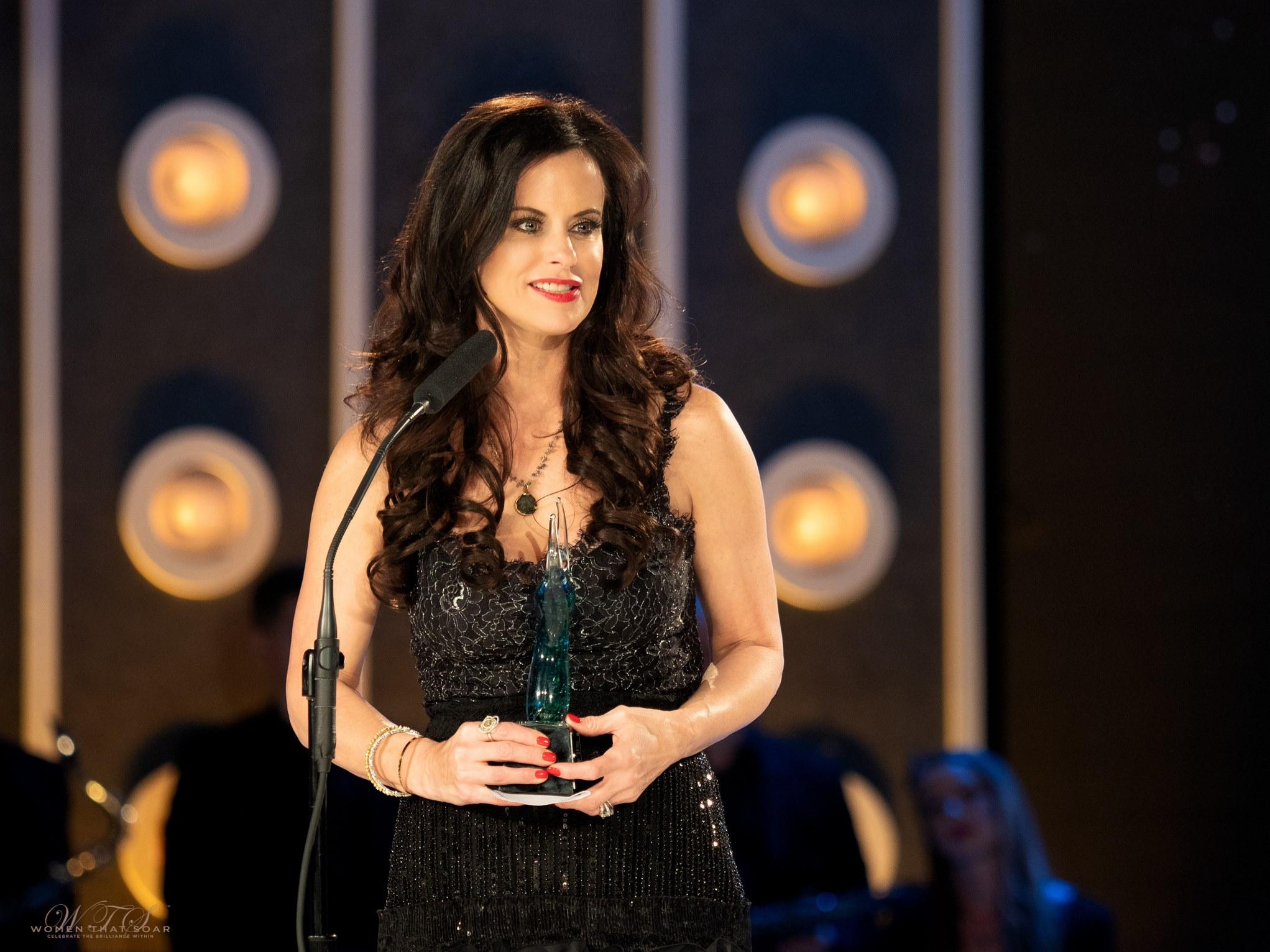 The Fielder Report ~ The Women That Soar Awards