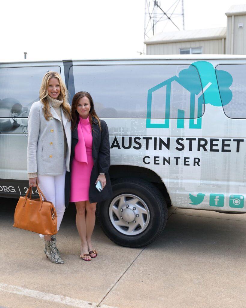 The Fielder Report ~ Austin Street Shelter