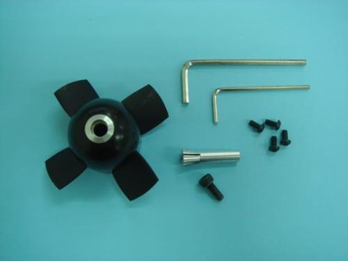 HET 64mm Rotor