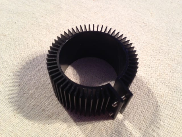 RC Lander Heat Sink
