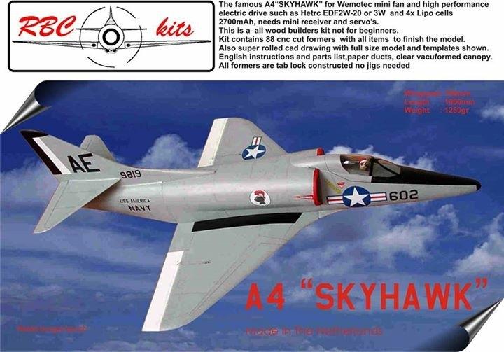 RBC A4 Skyhawk