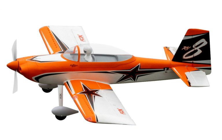 Flex RV8 Orange