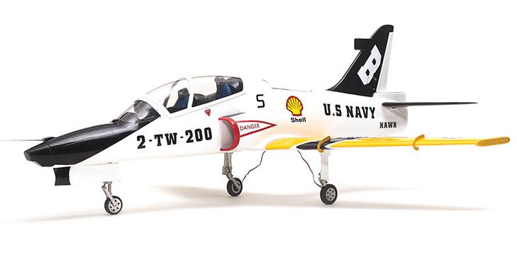 Fly Fly Models Bae Hawk Navy a